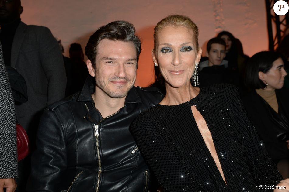 Partage: Céline Dion, sensationnelle avec Pepe Munoz à la Fashion Week