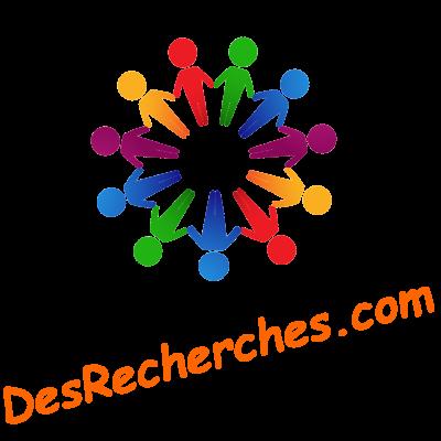 DesRecherches.com - Logo