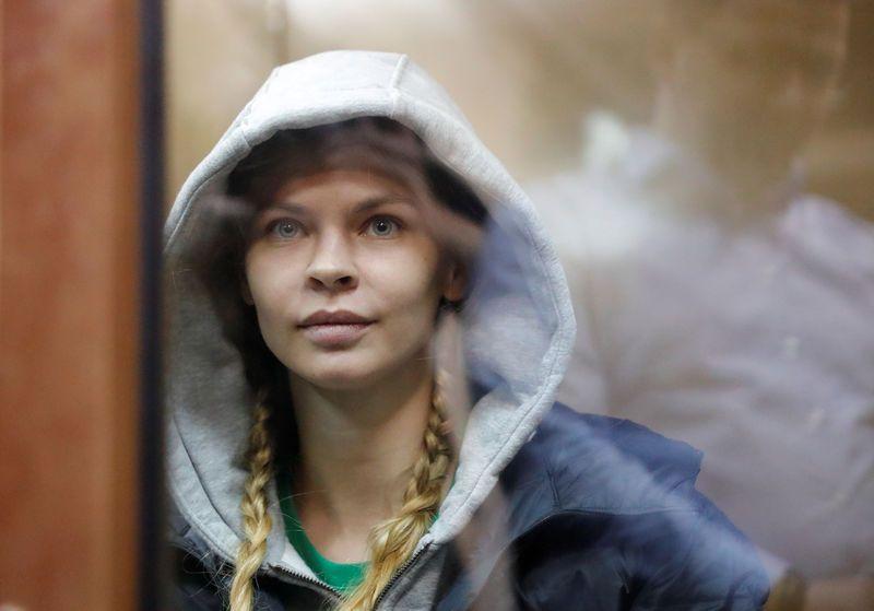 Le mannequin bielorusse ayant dit avoir des informations sur trump a ete liberee