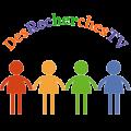Logo officiel desrecherchestv 01 transparence